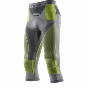 Pantaloni 3/4 X-Bionic Radiactor Evo M Gri/Galben