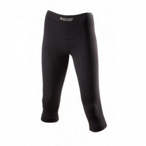 Pantaloni 3/4 X-Bionic Apani Merino W Negri