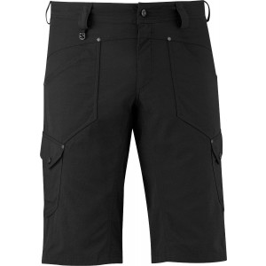 Pantaloni Salomon Cairn Short Pant M Black 2013