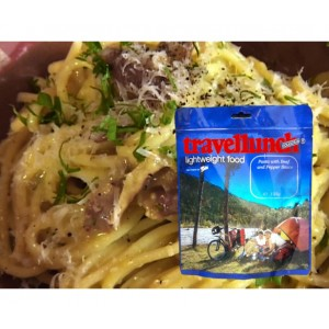 Aliment Travellunch paste carbonara 50128