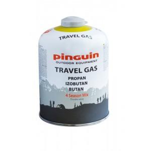 Butelie Pinguin Travel Gas 450g