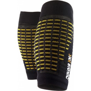Incalzitoare gambe X-Bionic Spyker BQ-1 Black/Yellow