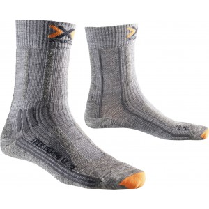 Sosete X-Socks Trekking Merino Light Mid Lady Black
