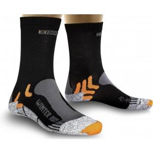 Sosete X-Socks Winter Run Black