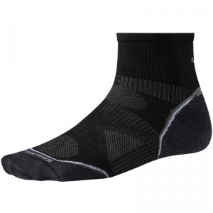 Sosete Smartwool Phd Cycle Ultra Light Mini Negre