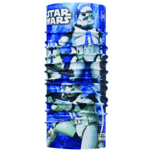 Neck Tube Buff Original Star Wars Clone Junior Albastru