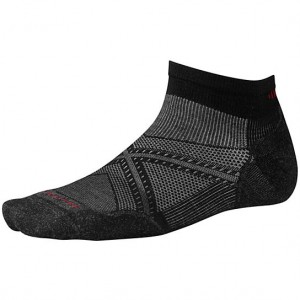 Sosete Smartwool Phd Run Light Elite Low Cut M Negru