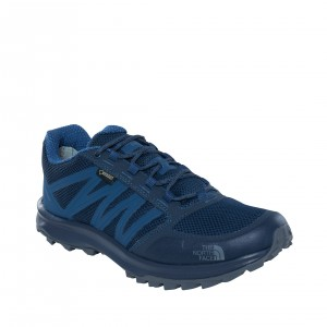 Incaltaminte hiking The North Face Litewave Fastpack GTX M Bleumarin