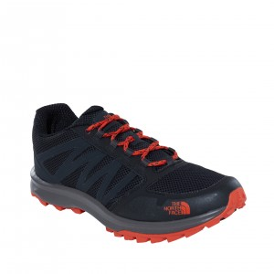 Incaltaminte hiking The North Face Litewave Fastpack M Neagra/Rosie