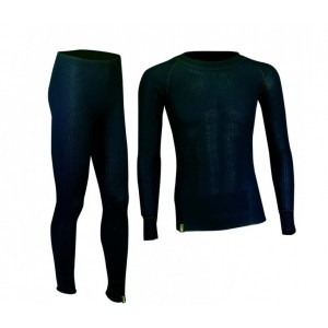Set first-layer Trekmates Thermal Negru