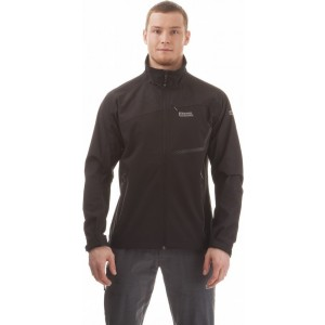 Geaca Nordblanc Tricksy Men's Membrane Light Softshell 3Ll 4x4 Stretch Negru