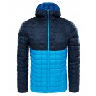 Geaca The North Face Thermoball Hoodie M Albastru