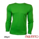 Bluza First Layer Barbati Merinito 200g/mp Verde