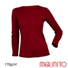 Bluza First Layer Merinito Dama Visinie