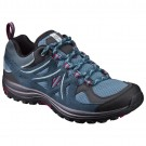 Incaltaminte hiking Salomon Ellipse 2 Aero W Albastra