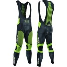 Pantaloni X-Bionic Biking Man Effektor Power OW Bib Tight Lo Black/Lime