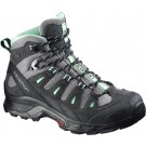 Incaltaminte hiking Salomon Quest Prime GTX W Gri/Verde