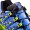 Incaltaminte alergare Salomon XA Pro 3D CSWP J Albastru