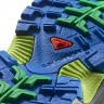 Incaltaminte alergare Salomon Wings K Albastru/Gri/Verde