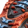 Incaltaminte alergare Salomon XA Pro 3D GTX Negru/Rosu/Albastru