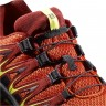 Incaltaminte alergare Salomon XA Pro 3D J Rosu/Portocaliu/Verde