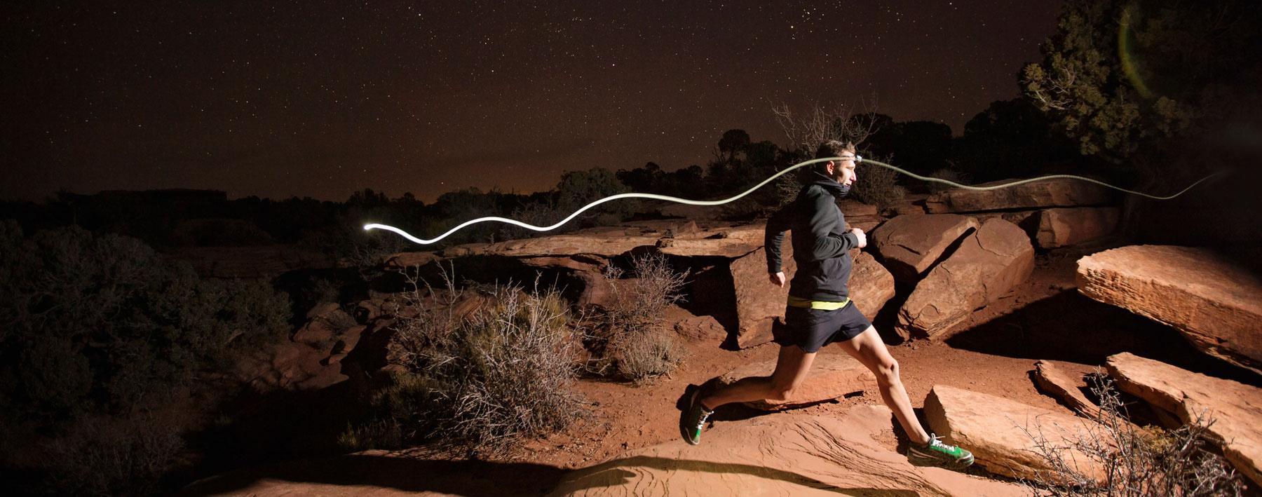 3 echipamente cheie pentru alergarea pe timp de noapte