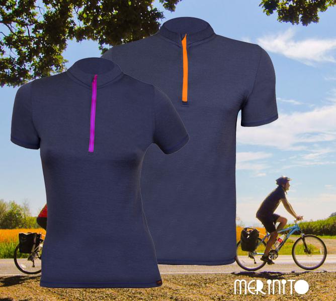 Tricouri ciclism Merinito - Ca sa te bucuri de beneficiile lanii merino chiar si pe bicicleta