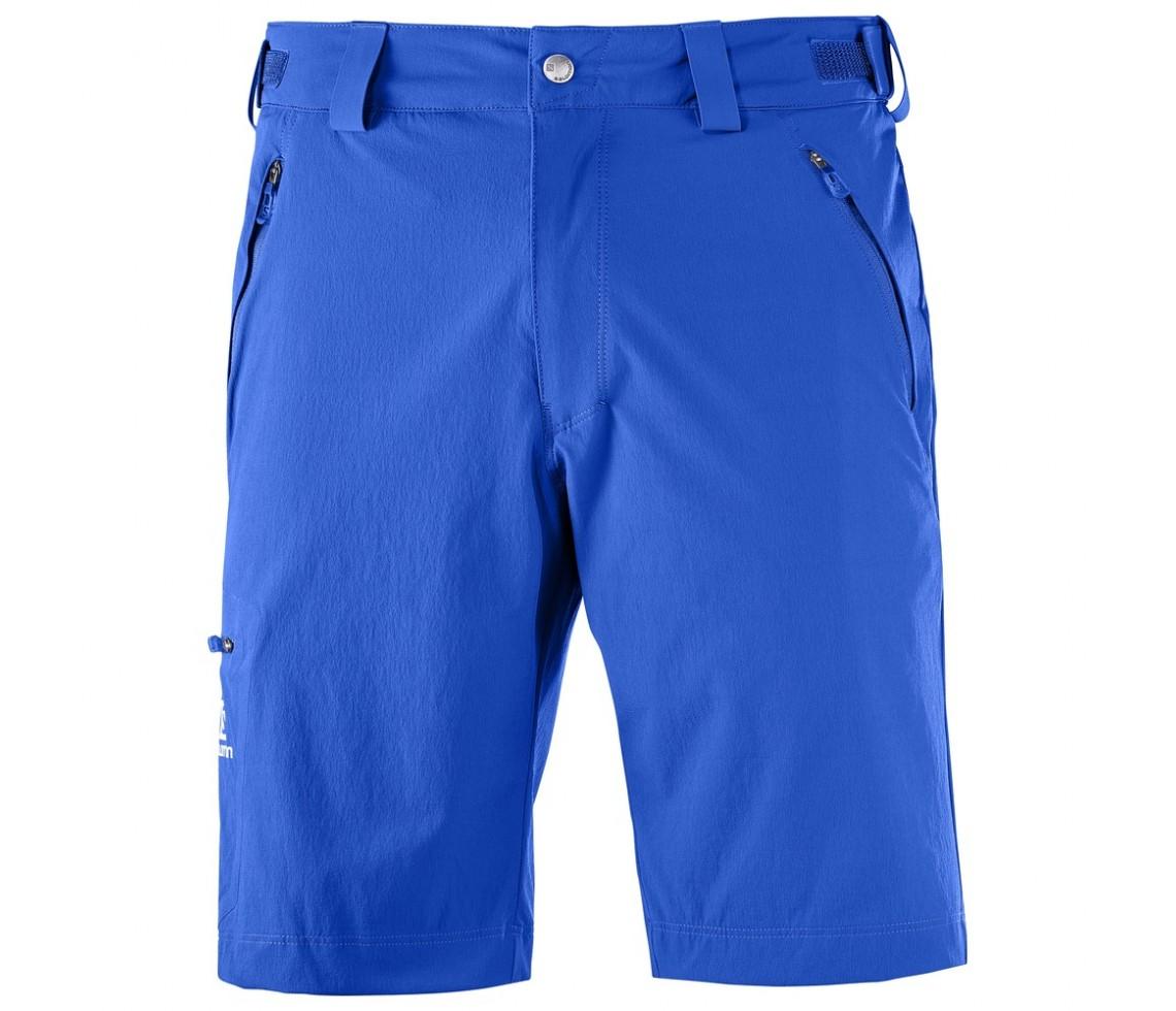 100% de înaltă calitate online aici prima vedere Pantaloni Scurti Hiking Salomon Wayfarer M Albastru