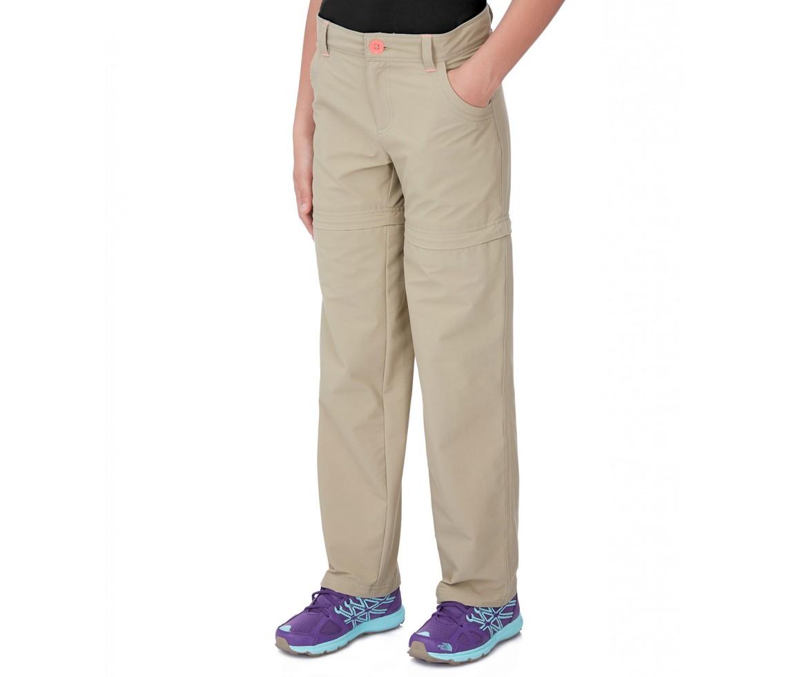 Pantaloni The North Face G Argali Convertible Hike Bej 85f5e8e341e1