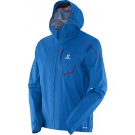 Geaca Salomon GTX Active Shell Jacket M Albastra