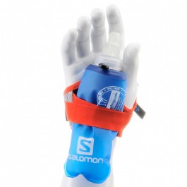 Suport hidratare Salomon S-Lab Sense Hydro Set Racing Rosu/Gri