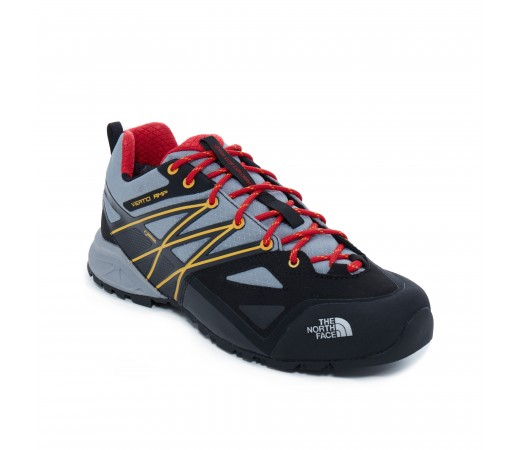 Incaltaminte hiking The North Face Verto Amp GTX M Neagra/Gri