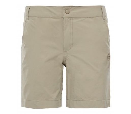 Pantaloni Scurti The North Face Exploration Short W Bej