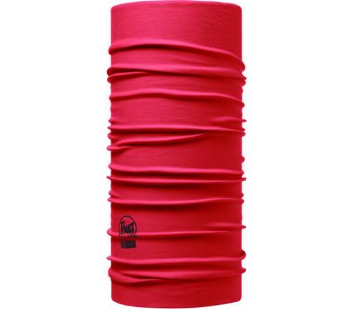 Neck Tube Buff High UV Red