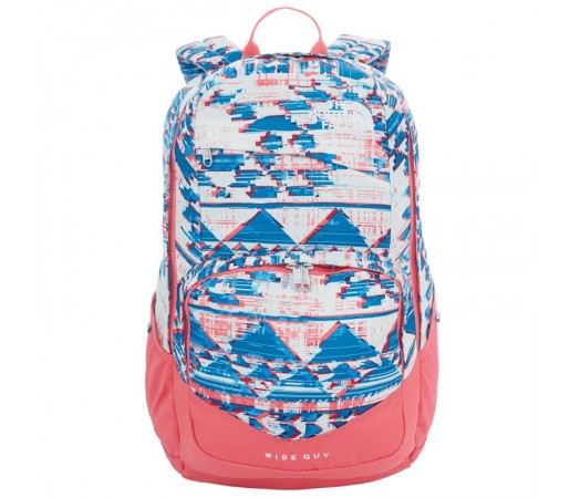 Rucsac The North Face Wise Guy Roz/Albastru/Alb