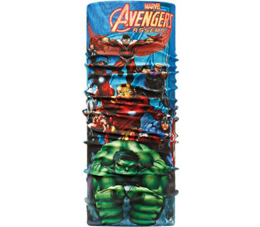 Neck Tube Buff Original Junior Superheroes Avengers