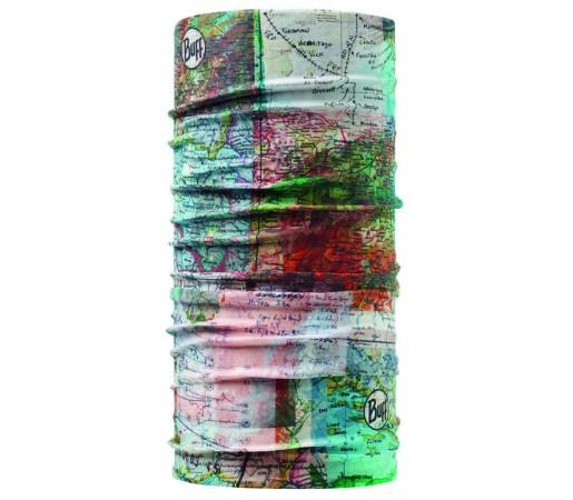 Neck Tube Buff Original Itinerary Multicolor