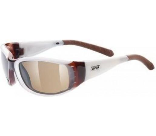 Ochelari de soare Uvex Forceflex Alb