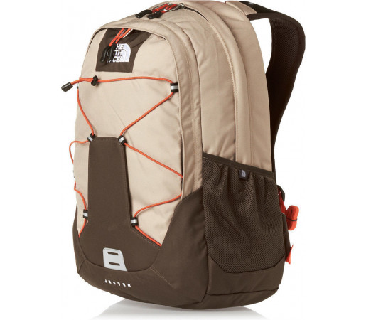 Rucsac The North Face Jester Maro/Bej