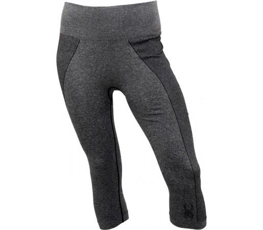 Pantaloni First-Layer 3/4 Spyder Runner Gri