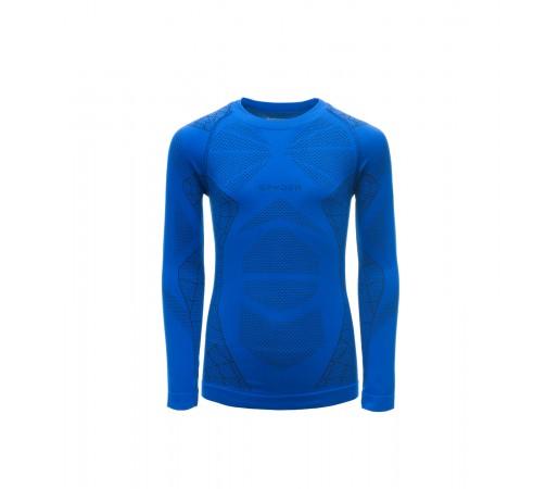 Bluza First Layer Baieti Spyder Caden Albastru