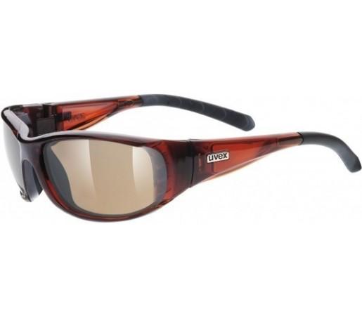 Ochelari de soare Uvex Forceflex Maro