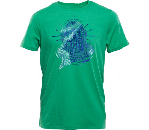 Tricou Fundango Basic T Logo 13 Verde