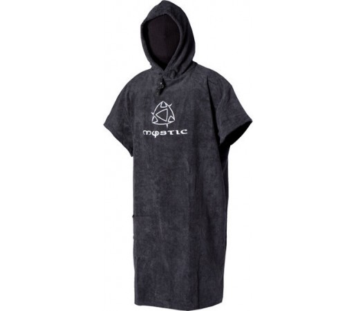 Poncho Mystic Deluxe Negru