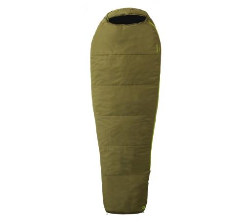 "Sac de dormit Marmot NanoWave 35 Kaki Long: 6'6"" / LZ"