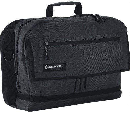 Geanta Laptop Scott  Messenger Neagra