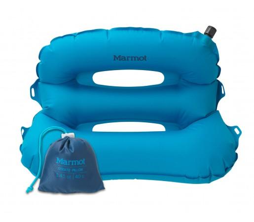 Perna Marmot Strato Pillow Albastru