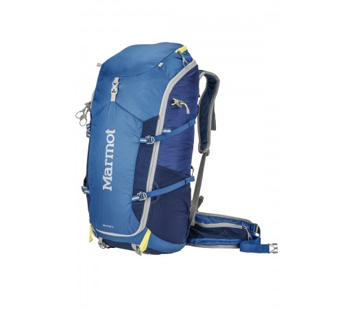 Rucsac Hiking Marmot Graviton 34 Bleumarin / Indigo