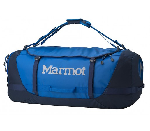 Geanta de Umar Marmot Long Hauler Duffle 110L Albastra XL
