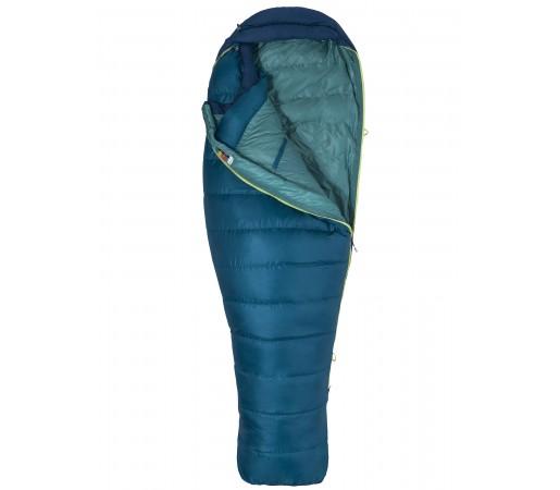 """Sac de Dormit Marmot Teton W Albastru Reg: 5'6"""" / LZ"""